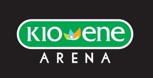 Il logo della nuova Kioene Arena 300x153