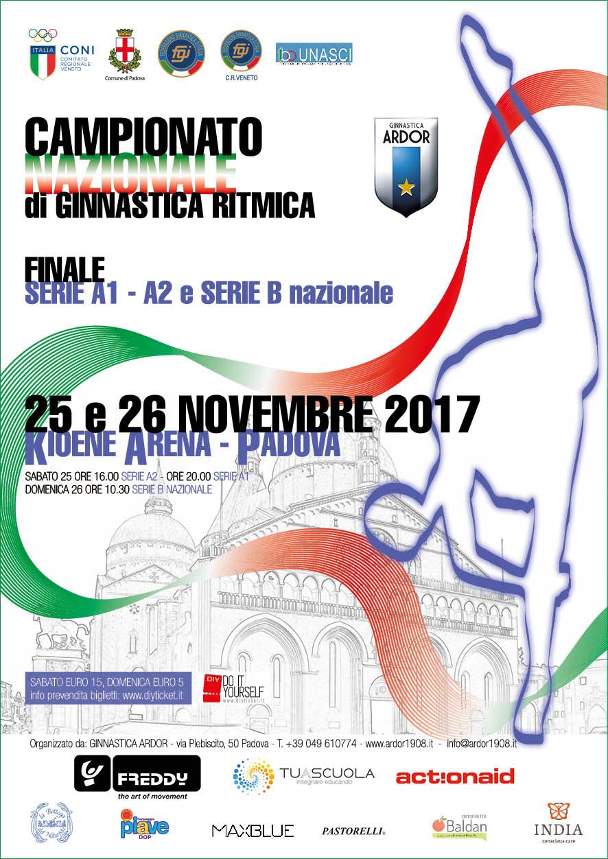 Finale Serie A – Ginnastica Ritmica