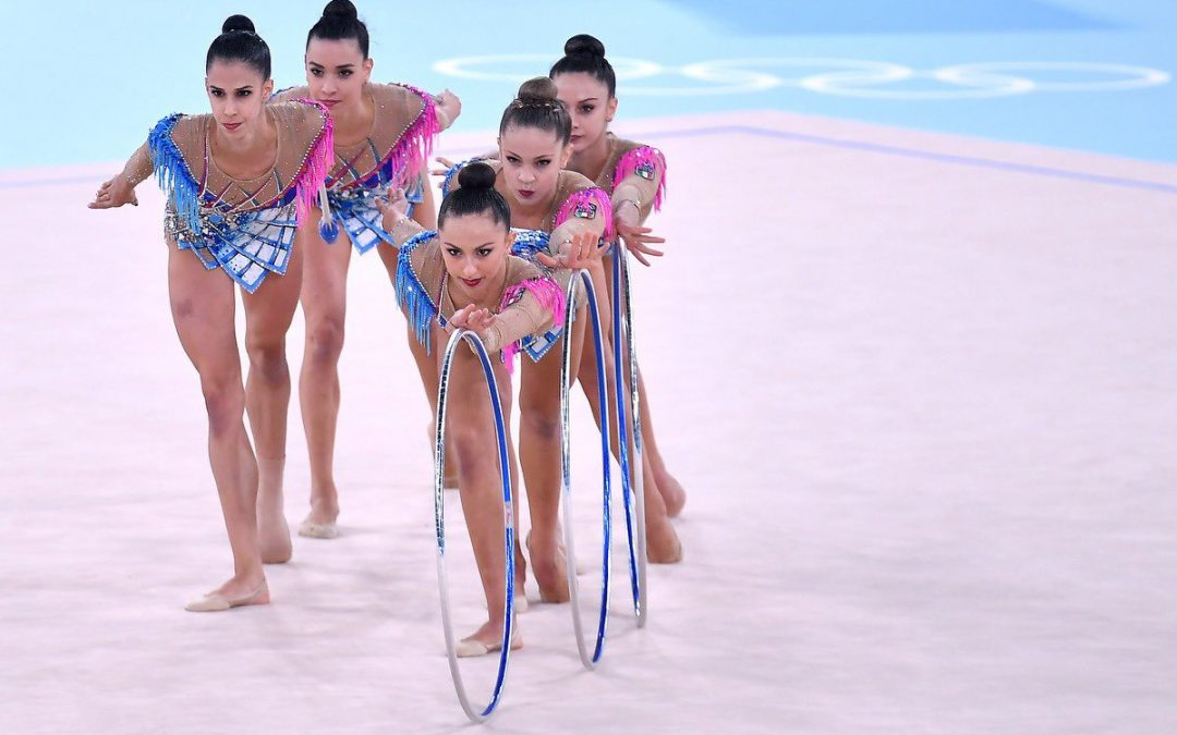 ritmica-padova-daniela-mogurean-farfalle-medaglia-olimpiadi